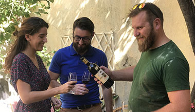 provence wine adventure excursion oenologique