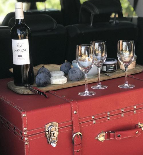 provence wine tourim