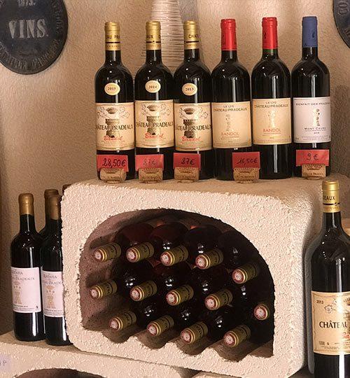 provence wine adventure dégustation de vins de Bandol